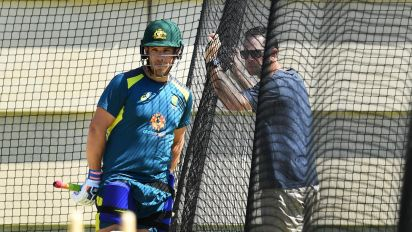 Ponting's simple batting advice for Finch