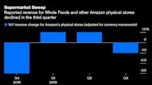 Amazon Throws Spaghetti at the Grocery Wall