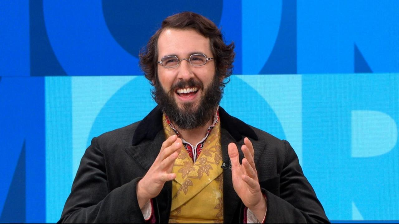 josh groban opens up about his broadway debut video. Black Bedroom Furniture Sets. Home Design Ideas