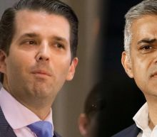 London Mayor Sadiq Khan dismisses Trump Jr.'s Twitter jab following attack