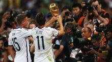 Ea temible once de Alemania que le ganó la final del Mundial 2014 a Argentina