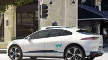 Waymo to buy 20,000 Jaguar electric cars as it plans ride-hailing service