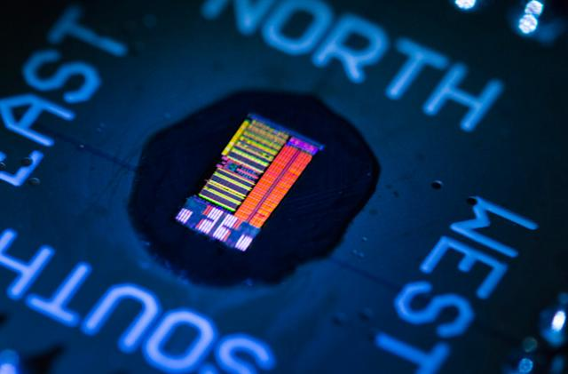 Researchers show off a working light-based processor