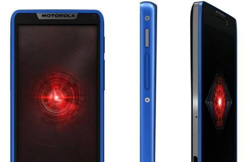 Verizon launches Droid RAZR HD and RAZR M in blue, sort of