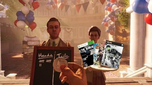 Weekend deals choose Bioshock, XCOM: Declassified and more [Update]