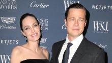 ¿Angelina engañó a Brad con un multimillonario casado?