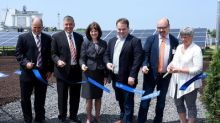 Pfister Energy Completes Production On Lockheed Martin's Largest Solar Field
