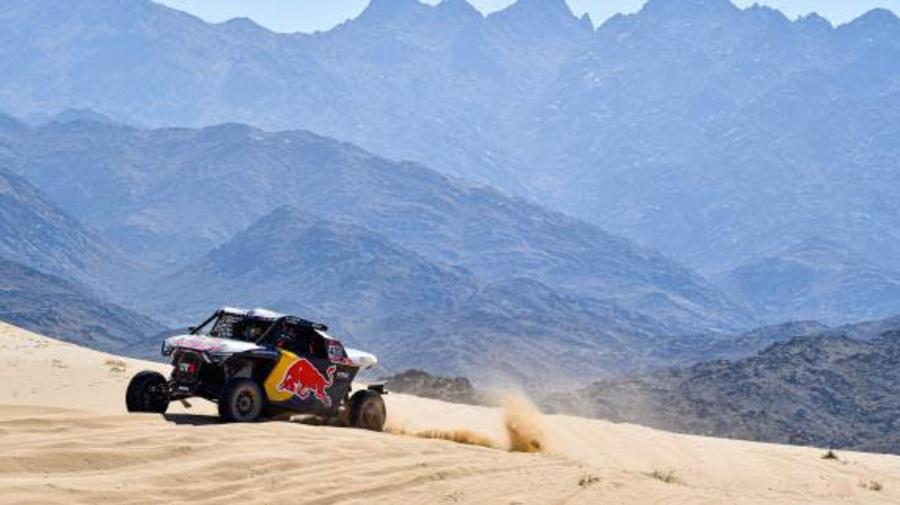 Rallye raid - Dakar - Cyril Despres et Mike Horn rêvent de courir le Dakar avec une auto à hydrogène
