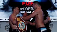 Hughie Fury sets sights on Joseph Parker and being best of the rest | Kevin Mitchell