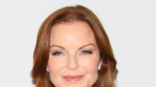 Marcia Cross Is 'Really Glad' Her Hair Fell Out After Anal Cancer Treatment: 'It Was Humbling'