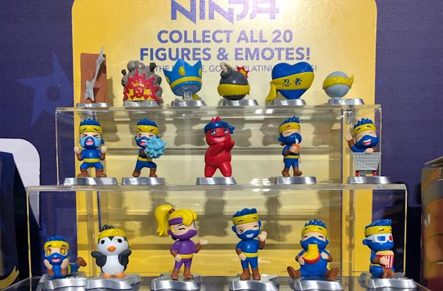 Game streamer Ninja will have his own toy line