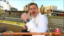 Sam Mac's weather at 6.30am