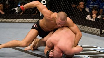 GSP to ride off into sunset as the epitome of MMA