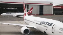 Qantas grounds three Boeing 737s after finding hairline cracks