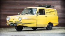 Only Fools and Horses Reliant van sells for £41,000 at auction