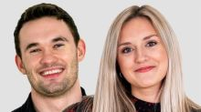 Blind date: 'Oh hello, he's nice-looking'