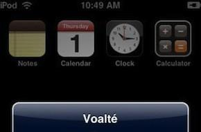 Voalté One iPhone and iPad apps streamline healthcare communications
