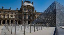 """Le Musée du Louvre rouvre ses portes lundi en version """"post-Covid"""""""