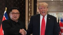 Donald Trump boasted about Kim Jong Un sharing a 'graphic account' of killing his uncle, explosive new book reveals