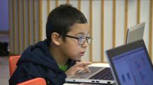 Iqaluit kids go home with free laptops after coding workshop