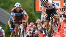 Cyclisme - Flèche Wallonne - Benoit Cosnefroy, 2e de la Flèche Wallonne: «J'y ai cru»