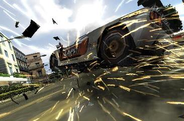 Driving like a Maniac in Burnout: Dominator