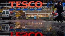 Tesco posts Christmas sales rise but warns of price pressure