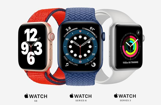 Watch us chat about Apple's new Watches and iPads live