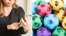 Why woman hung up on Lotto-winning phone call