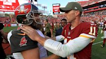 'Single worst text' Ryan Fitzpatrick ever sent was to Alex Smith after his leg injury