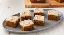 22 Pumpkin Bars That Will Make You Forget All About Pie