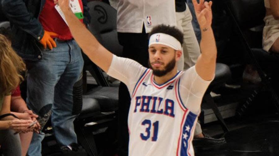 99-104.Curry y Harris salvan a los Sixers y fuerzan el séptimo y decisivo partido