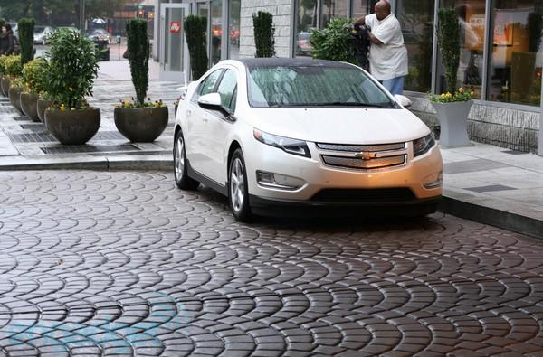 Chevy Volt named North American Car of the Year