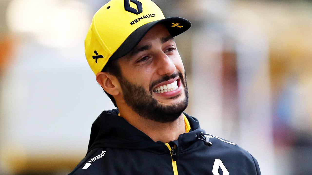 Daniel Ricciardo at centre of post-race investigation at Japanese Grand Prix