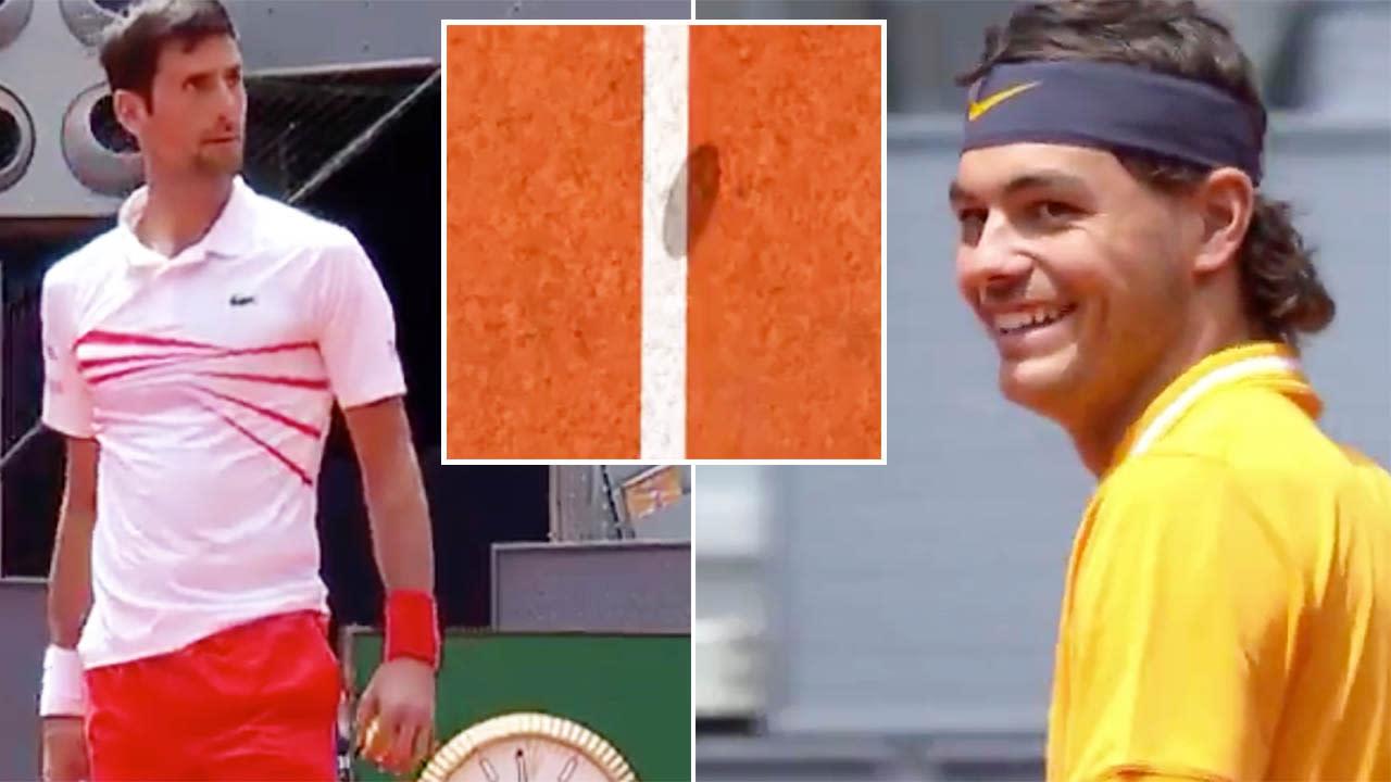 Young star stuns Novak Djokovic with brilliant act of sportsmanship