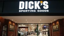 Dick's Sporting Goods results hurt by Under Armour and the hunting category