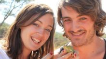 How we met: 'He's so brave. I once saw him climb into a tree to save a black mamba'