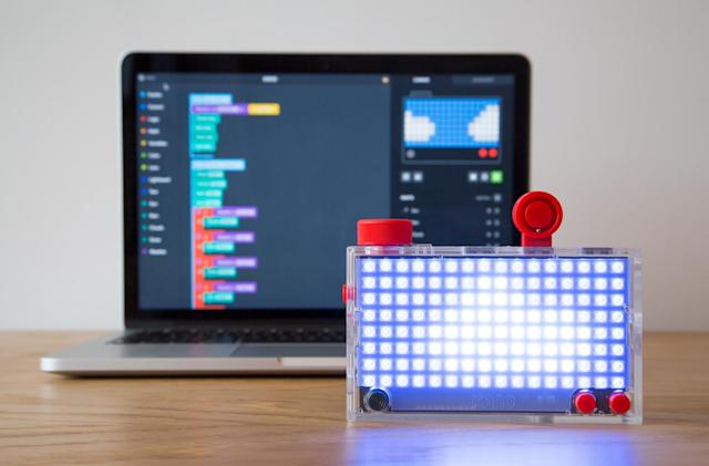 Kano's Pixel Kit is a charming introduction to coding