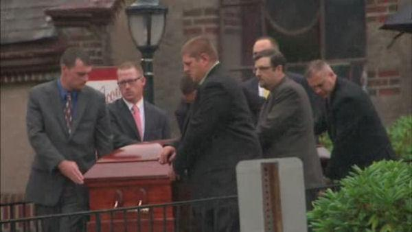 Funeral held for bride-to-be in Hudson River boat crash