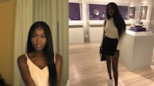 Texas teen looks a lot like Naomi Campbell