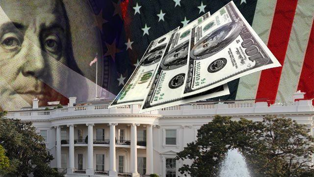Grapevine: Salaries up at the White House
