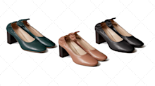 Everlane's Day High Heel is on super sale right now - get them before they're gone for good