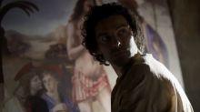 First look at Aidan Turner as Leonardo Da Vinci revealed