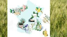Douce France : le marché florissant des cosmétiques locaux