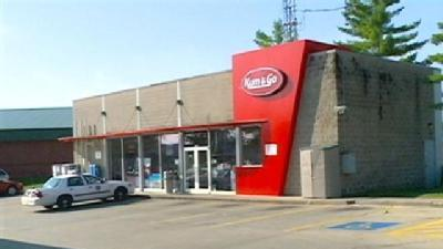 Robbery Reported At Kum & Go Store
