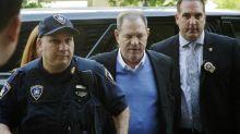 Harvey Weinstein in Handschellen: So reagiert das Netz