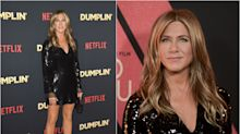 Jennifer Aniston, 50 años en 10 looks