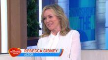 Rebecca Gibney LIVE