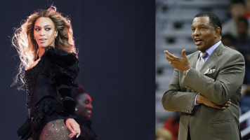 Anthony Davis for Beyonce? Coach says no