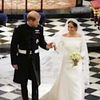 Meghan Markle's Breathtaking Wedding Dress Surpassed All Our Expectations